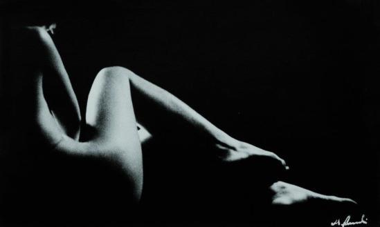 Michał Sowiński-  Nude (Akt), 1964