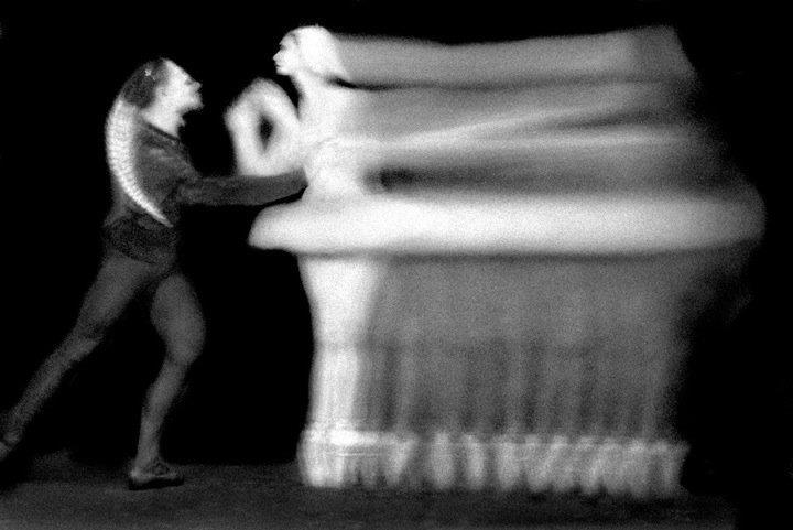 Paul Himmel- Swan Laked-1951-52