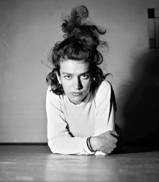 John Fernhout ( His lover) -  Eva Besnyö at Charley Toorop's place, Bergen, 1933-34
