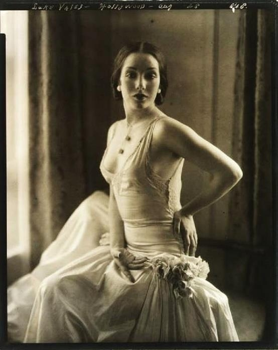 Edward Steichen- Lupe Velez (Hollywood, 1928