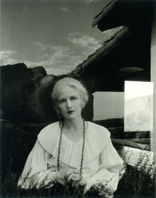 Ann Harding, Beverly Hills, California, 1931
