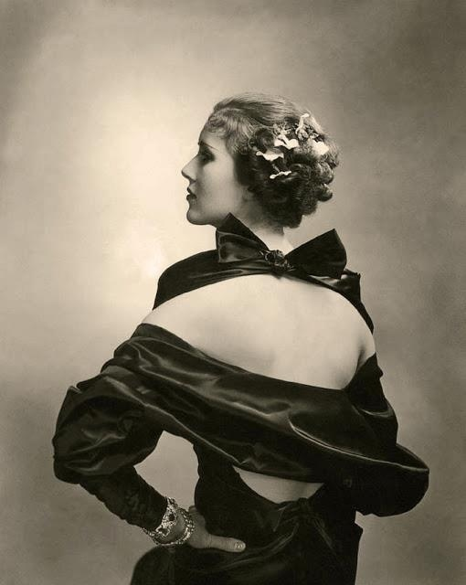 Edward Steichen - American actress Mary Heberden, for Vogue, 1930´s