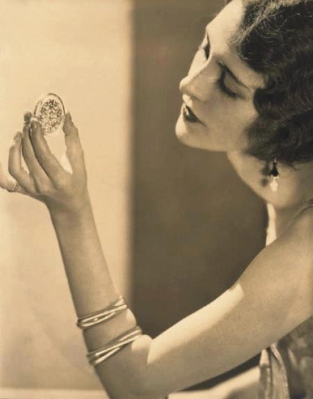 Edward Steichen - Kendall Lee for Cartier, 1925