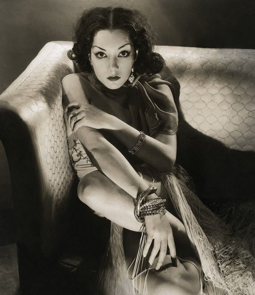 Edward Steichen -Lupe Velez for Vanity Fair, June 1932