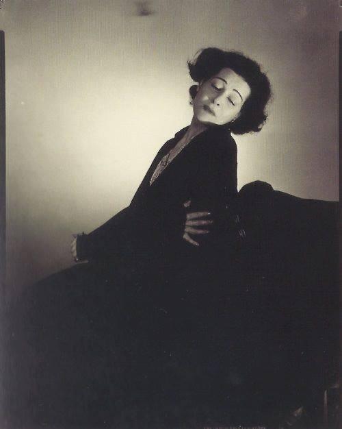 Edward Steichen- Alla Nazimova, 1931