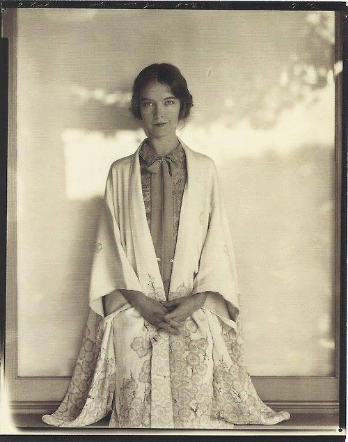 Edward Steichen- Lilian Gish, 1931
