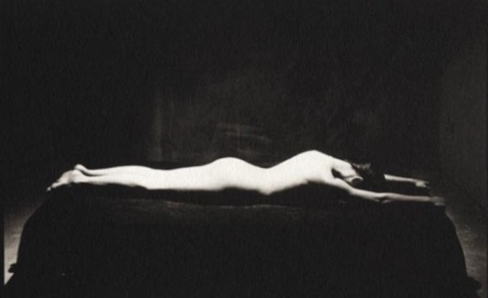 Tom Millea- Reclining Nude, Yasmine, nd