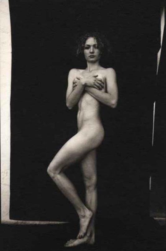 Tom Millea-Tom Millea -Nude of Larmie, 2003