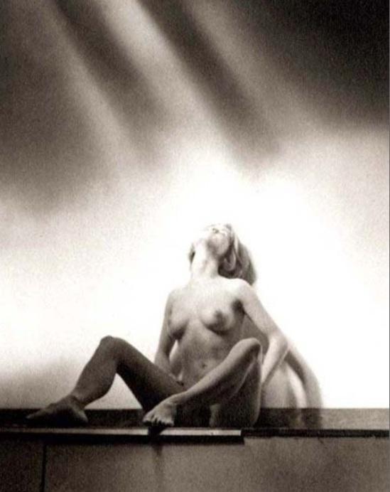 Tom Millea - Nude, 1976
