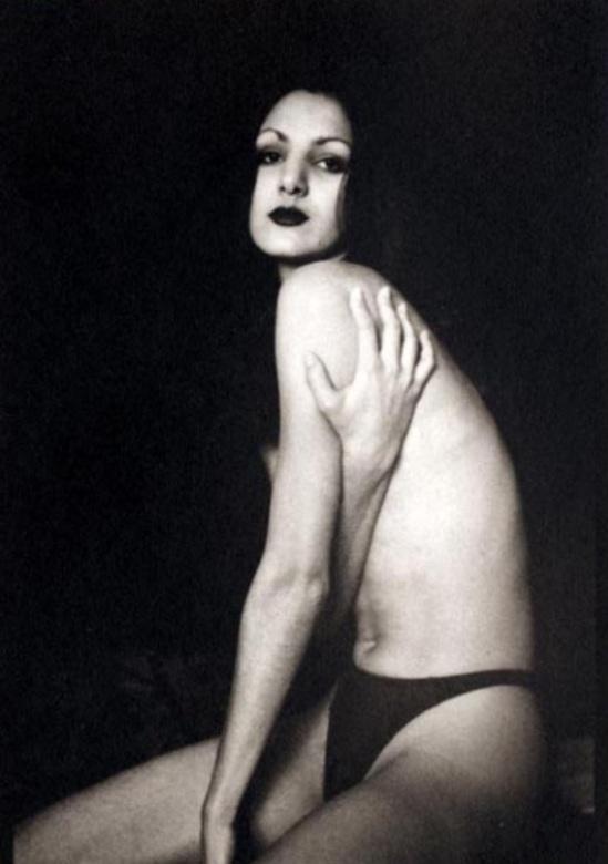 Tom Millea -Nude of Malika, 1999
