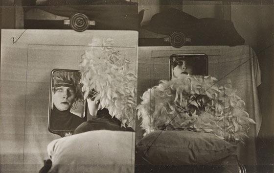 Curtis Moffat, 'Nancy Cunard', About 1925 © Victoria and Albert Museum, London/Estate of Curtis Moffat