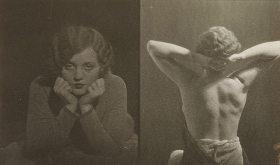 Curtis Moffat, 'Tallulah Bankhead', About 1925 © Victoria and Albert Museum, London/Estate of Curtis Moffat