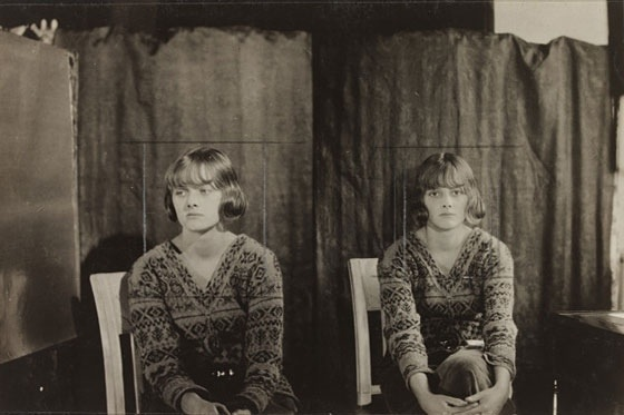 Curtis Moffat, 'Daphne Du Maurier', About 1925 © Victoria and Albert Museum, London/Estate of Curtis Moffat