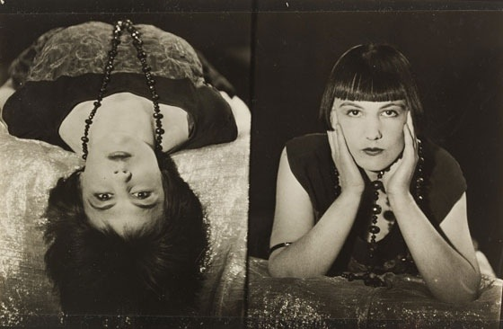 Curtis Moffat, 'Ms Greville' About 1925 © Victoria and Albert Museum, London/Estate of Curtis Moffat