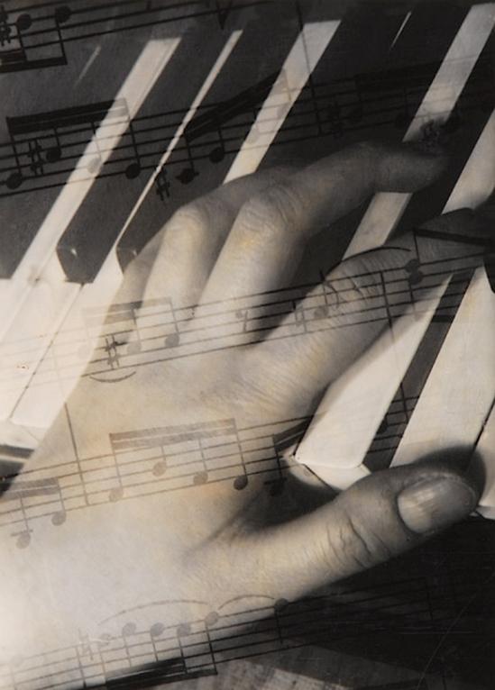 Aenne Biermann- Komposition. 1929