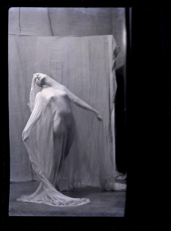 Arnold Genthe -Martha Graham, 1928