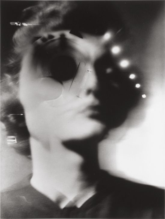Barbara Morgan - Brainwashed (Photomontage), 1966-1969