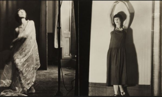 Curtis Moffat-Ms Greville, diptych,About 1925 © Victoria and Albert Museum, London