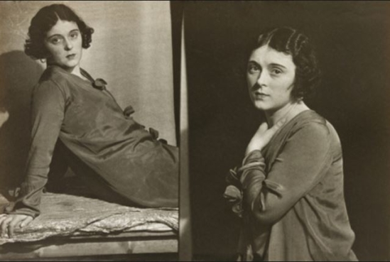Curtis Moffat- Rossemary Fothergill,About 1925 © Victoria and Albert Museum, London