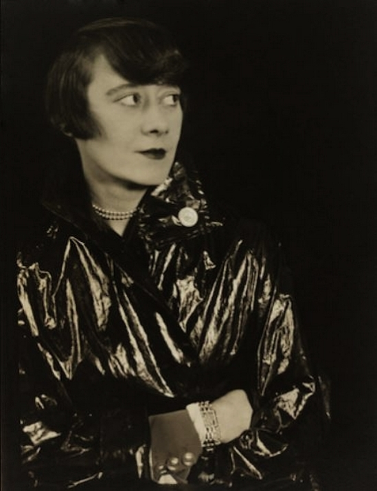 Curtis Moffat-Tallulah Bankhead,About 1925 © Victoria and Albert Museum, London