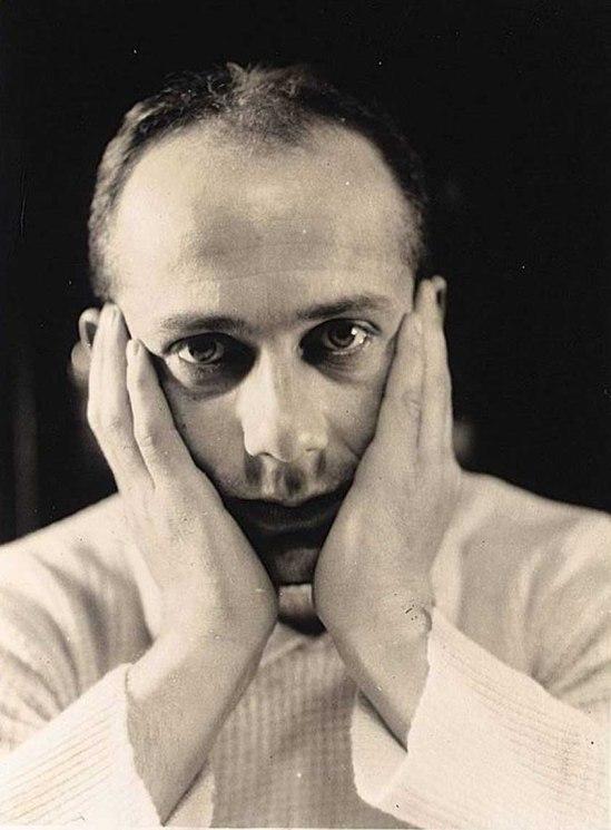 Erwin Blumenfeld - Paul Citroën  , 1928- 30