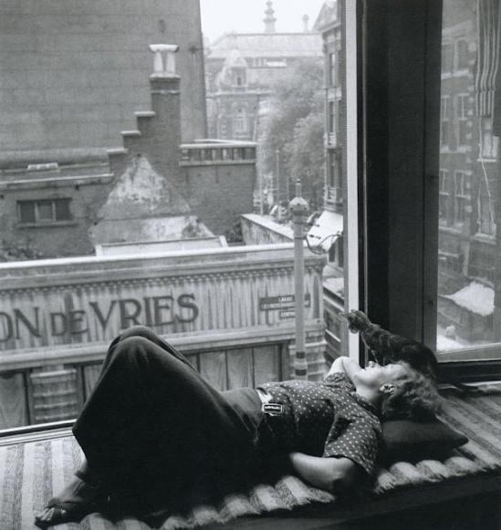 Eva Besnyö- Nicole Dumont. Amsterdam, 1934