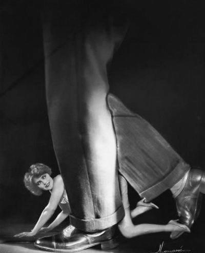 Studio Manassé-photomontage 1924