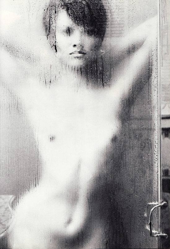 Wingate Paine, Untitled (woman in shower), 1960-1964  Mirror of venus, 1966