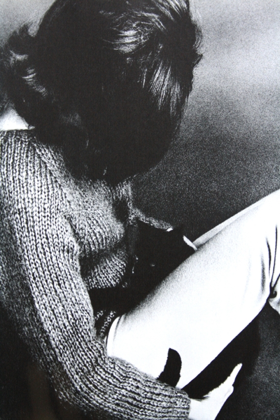 Wingate Paine, Untitled, 1964-1965, print from Mirror of venus, 1966