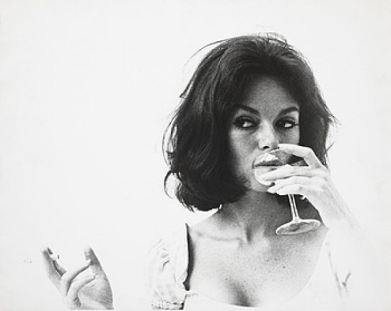 Wintage Paine  untitled (Scarlet drinking) USA, c. 1966Mirror of venus, 1966