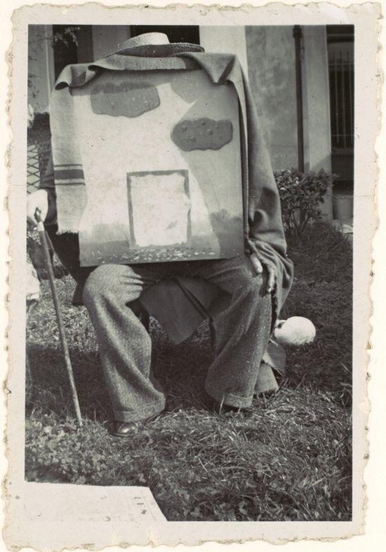 René Magritte -Dieu le huitieme jour, 1937 premier développement ( from La Fidélité des Images)