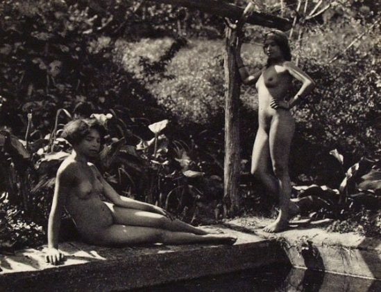 Marcel Meys -Algeriennes. photogravure. 1933. ( publiée dans le célèbre