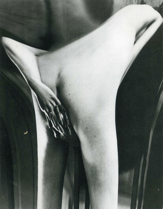 André Kertész- Distortion # 101, 1933
