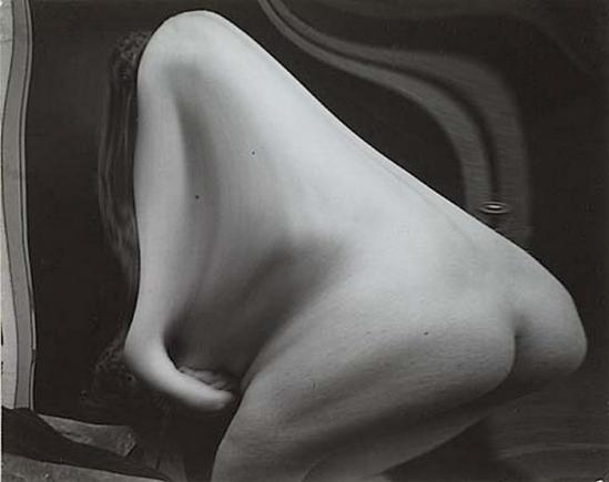 André Kertész - Distortion #118., 1933