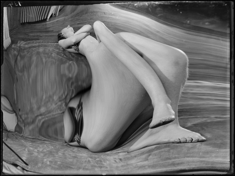 André Kertész- Distortion # 134 , 1933