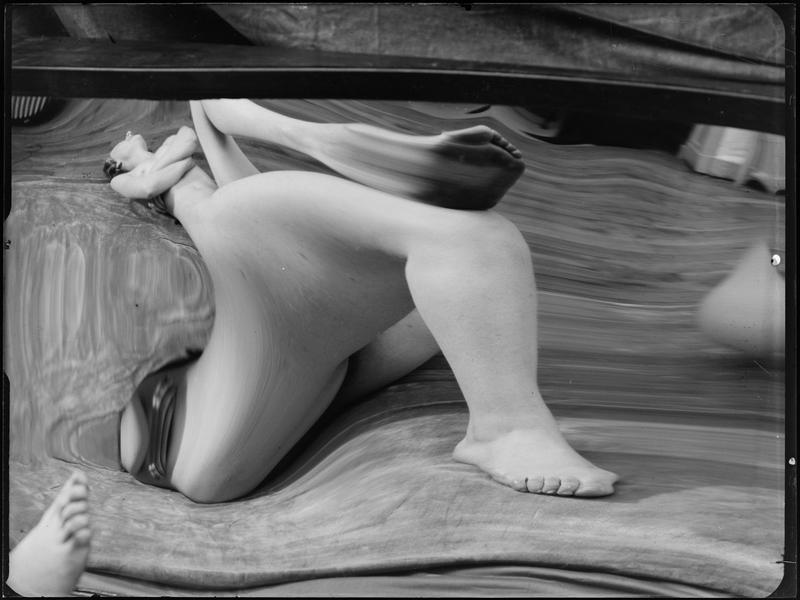 André Kertész- Distortion # 136 , 1933
