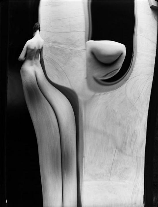 André Kertész - Distortion #150, 1933