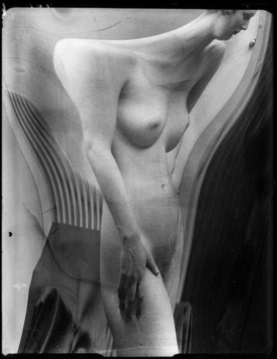 André Kertész- Distortion # 161 , 1933