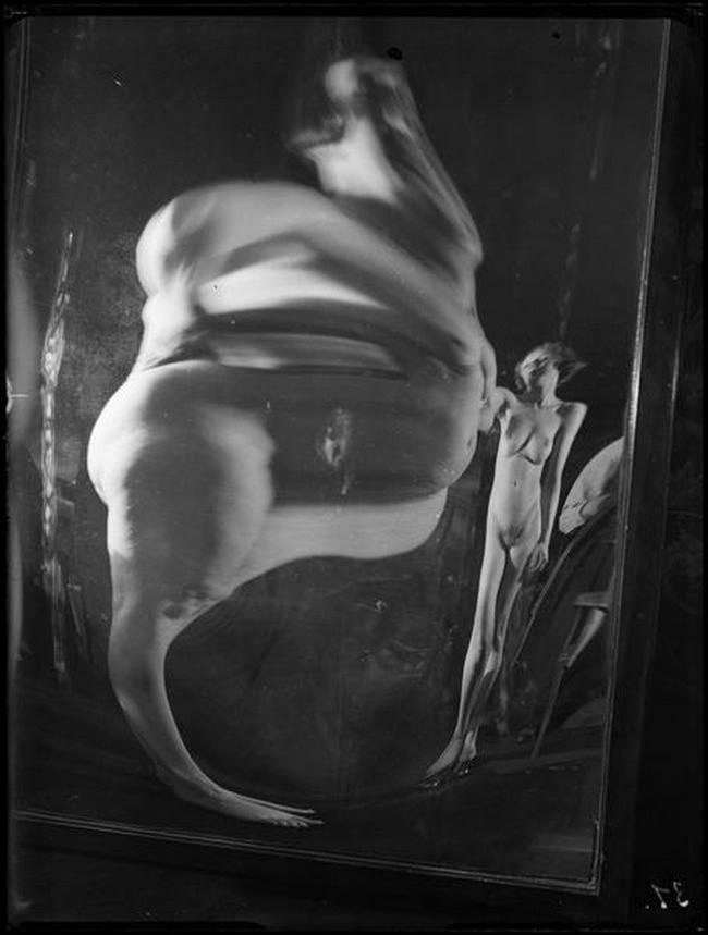 André Kertész -  Distortion # 31,  1933
