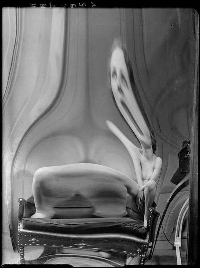 André Kertész -  Distortion #  51, 1933