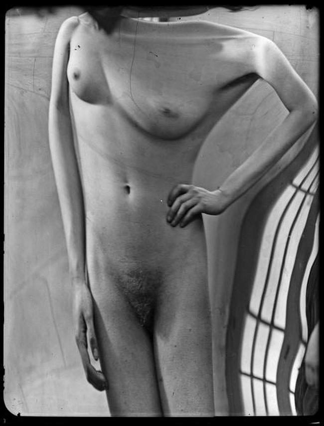 André Kertész -  Distortion # 56, 1933