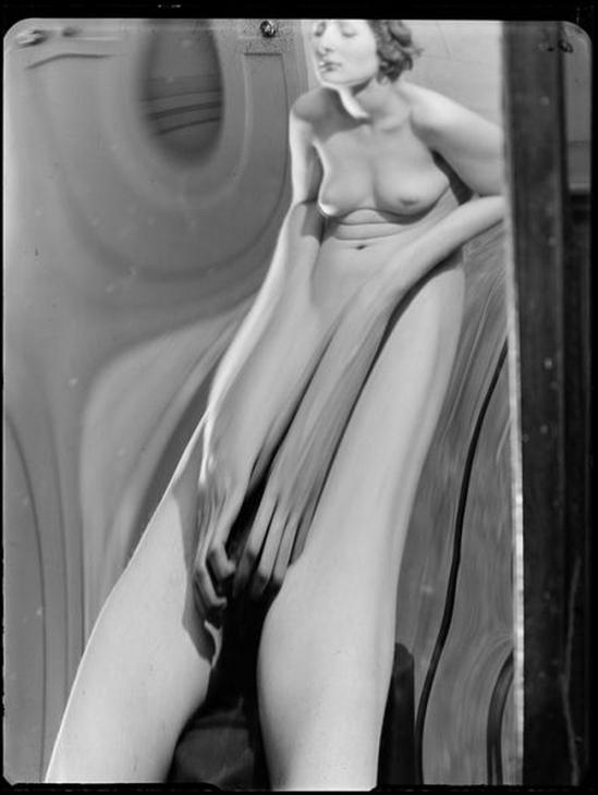 André Kertész -  Distortion #  65, 1933