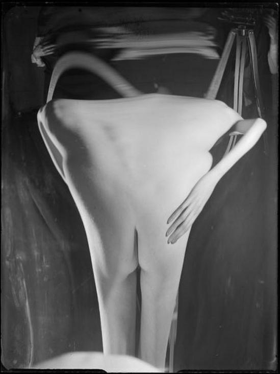 André Kertész -  Distortion # 66, 1933