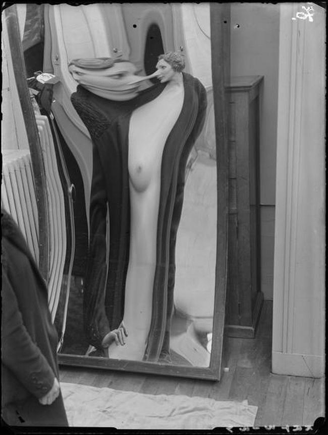 André Kertész - Distortion  # 70, 1933