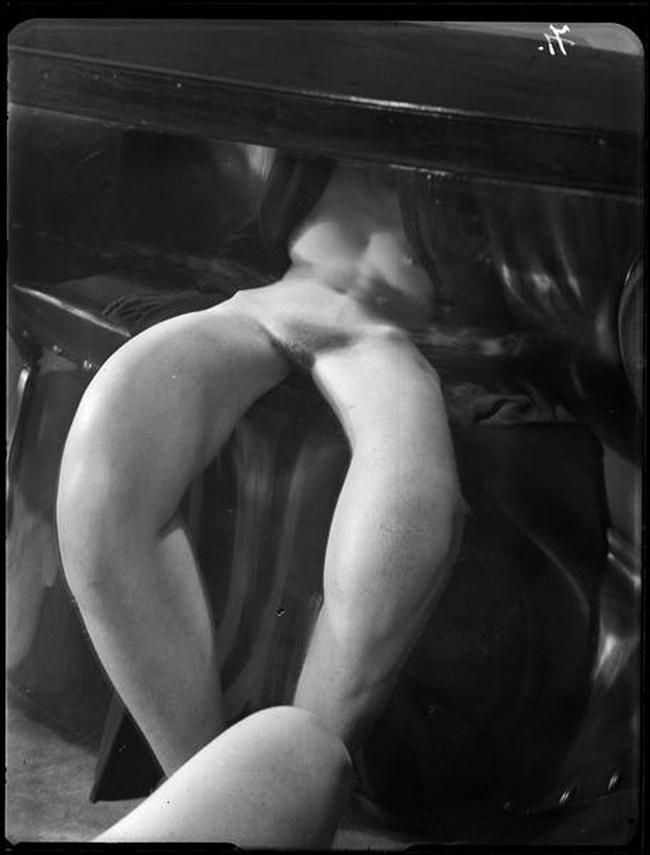 André Kertész - Distortion  # 71, 1933
