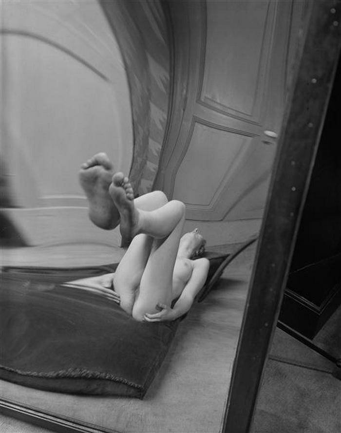 André Kertész - Distortion # 74, 1933