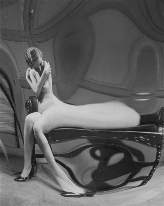 André Kertész -Distortion # 78,  1933