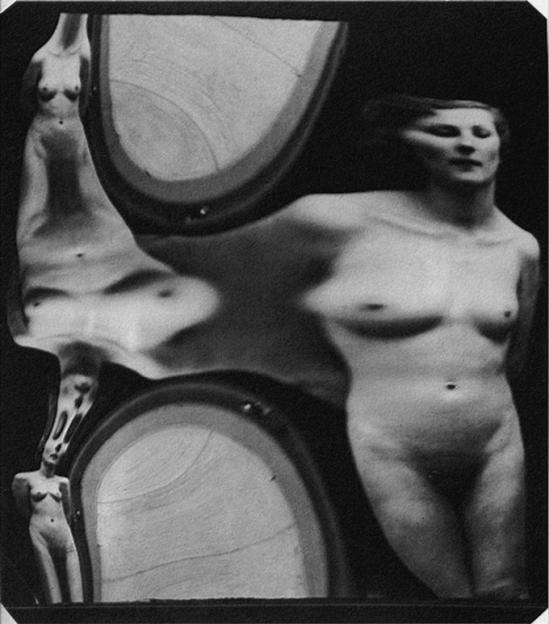 André Kertész- Distortion # 86, 1933
