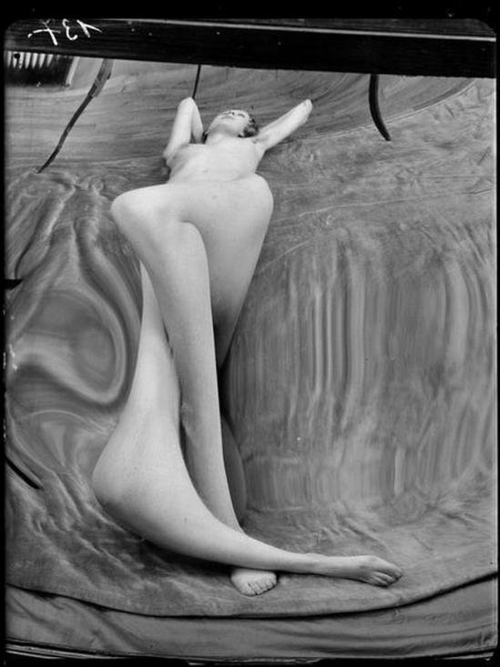 André Kertész- Distortion # 137 , 1933