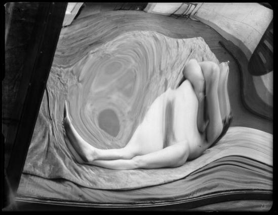 André Kertész- Distortions # 145 , 1933
